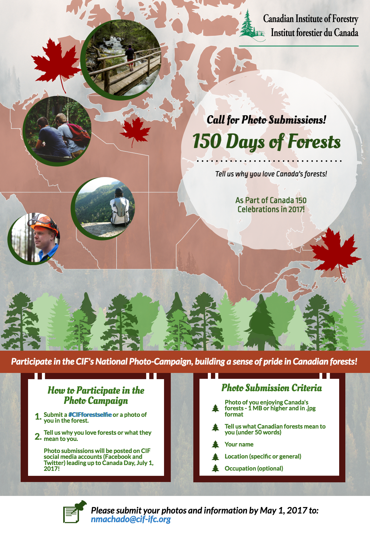 CIF 150 Days of Forests
