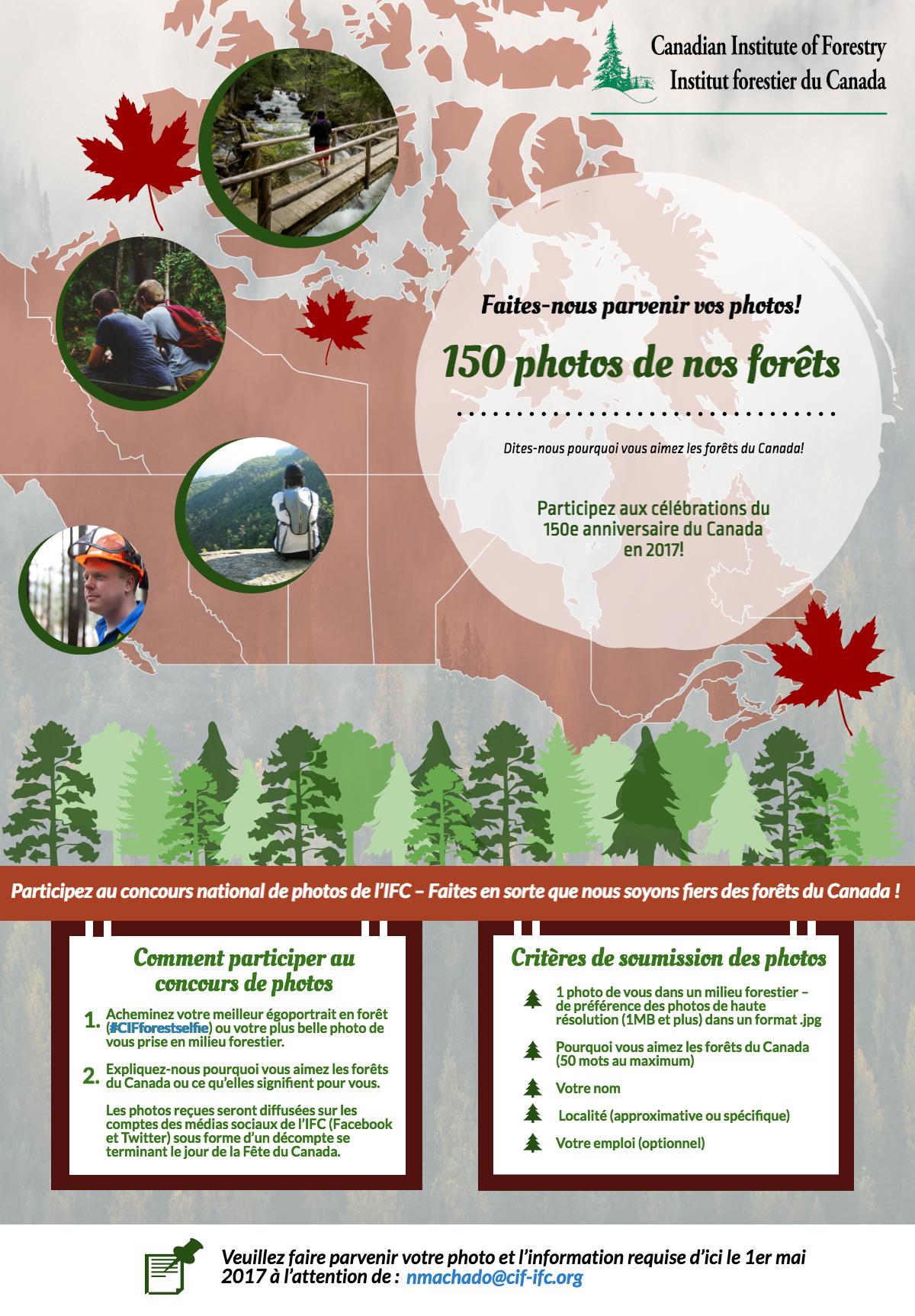 CIF 150 Days of Forests French