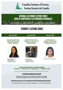 Student E-Lecture Series Poster-1