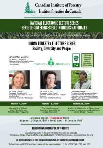 E-Lecture Poster_Tree Canada_2019