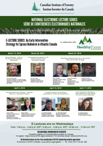E-Lecture Poster_Healthy Forest Partnership_2019_En