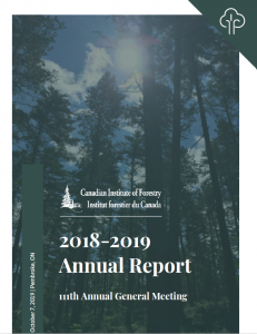 annual report cover 2018-2019