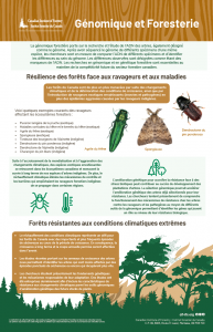 genomics and forestry_fr