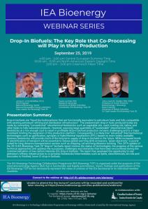 IEA Bioenergy Poster Sep 25_2019 Drop-In Biofuels