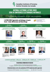 Forest Carbon E-Lecture Series